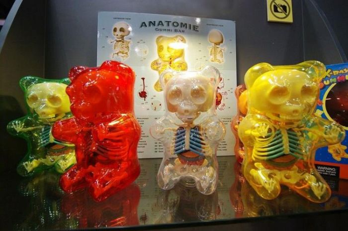 Fresh Pics Anatomy Toys By Jason Freeny