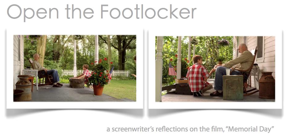 Open the Footlocker