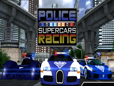 Game Police Supercar Racing cover
