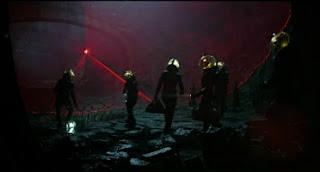 Prometheus has an abundance of cool visuals