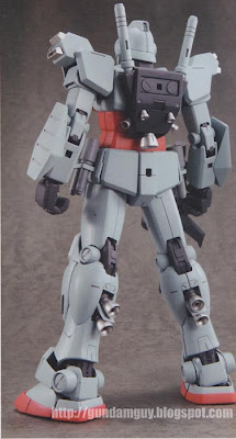 RGM-79 GM Mobile Suit Gundam The Origin