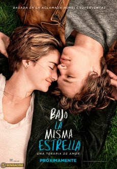 ver Bajo la misma estrella / The Fault in Our Stars / 2014