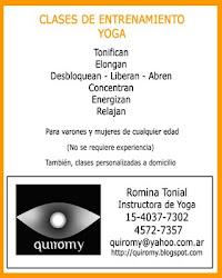 Clases de Entrenamiento Yoga