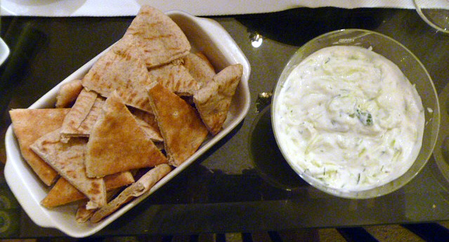 yogurt dip with mast o khiar yogurt dip mint and chives yogurt ...
