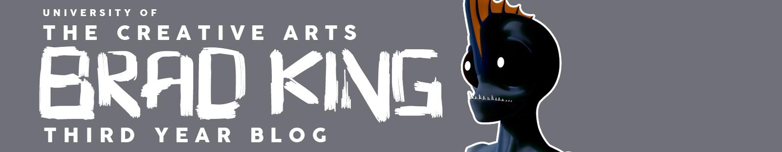 Brad King's Blog