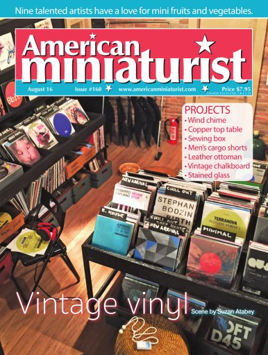 American Miniaturist Issue 160