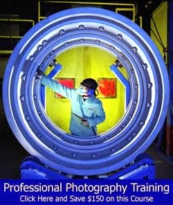 Commercial Photography Course