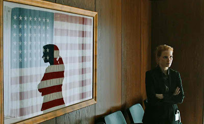 Jessica Chastain fights for America in ZERO DARK THIRTY
