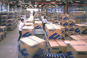 dells just in time inventory management system An inventory lesson from hp  and embracing a just-in-time (jit) system  can come from a variety of sources and inventory management is make or.