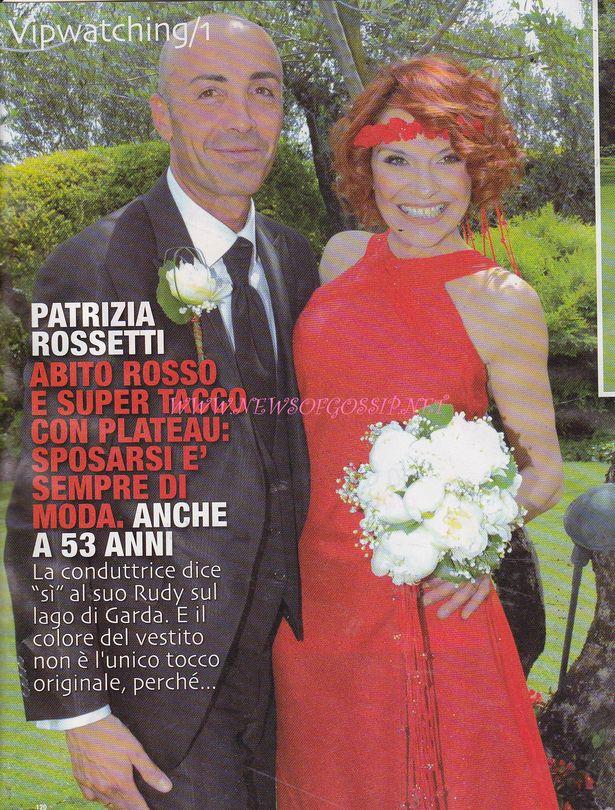 Oggi sposi blog patrizia rossetti foto matrimonio del 19 for Patrizia rossetti marito