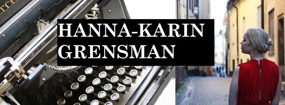 Hanna-Karin Grensman