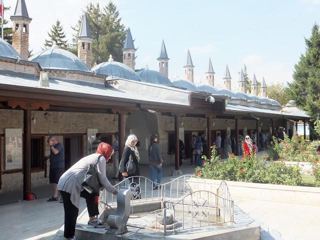 Музей Руми в Турции