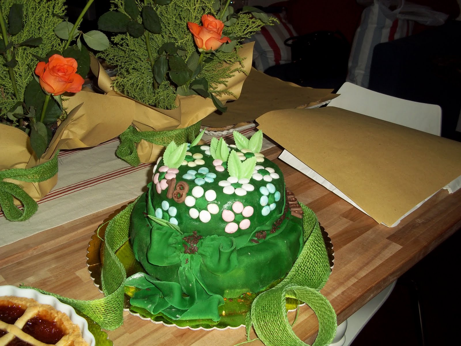 Officina culinaria buon compleanno amore mio for Officina culinaria