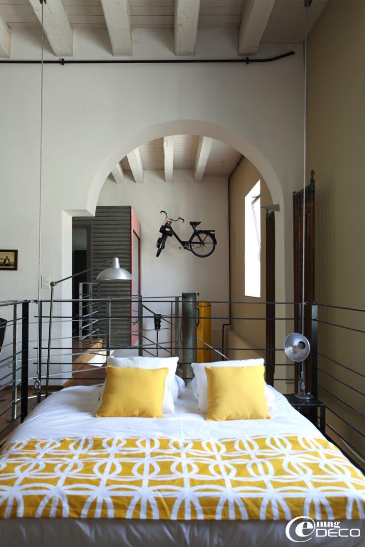 Les Lofts du Vieux Port à Marseille, a report of the magazine of decoration e-magDECO