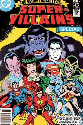 DC Comics Secret Society of Super Villains