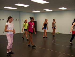 jazz contemporary dance classes in charlotte