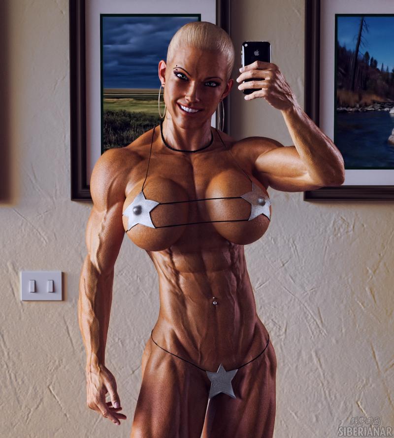 Model porn fitness
