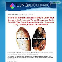 Lung Detoxification