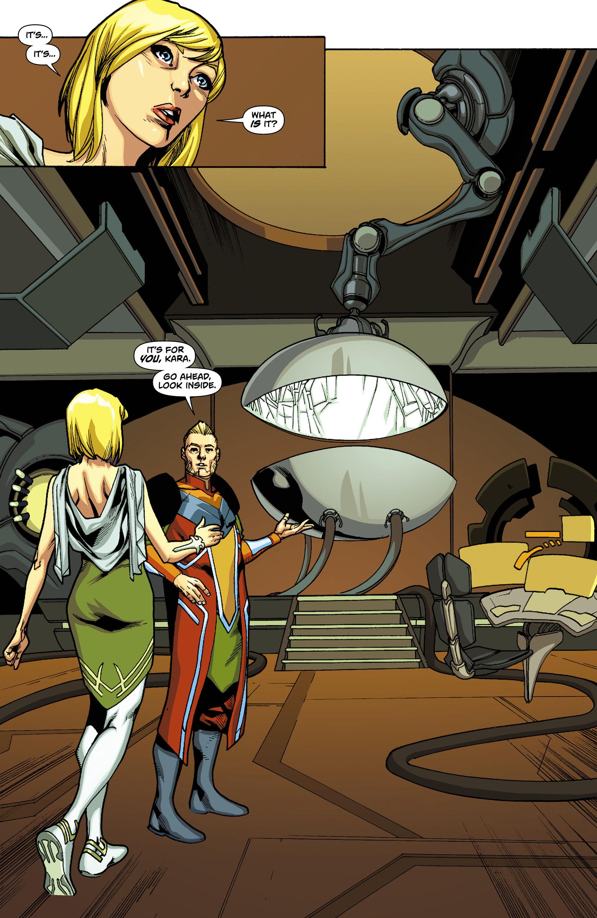 Supergirl (2011) Issue #0 #2 - English 10