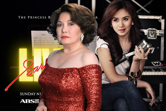 Helen Gamboa on Sarah G Live this November 11
