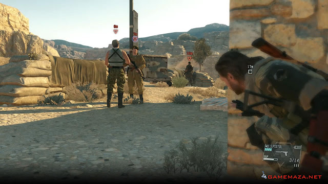Metal Gear Solid V The Phantom Pain Screenshot 2