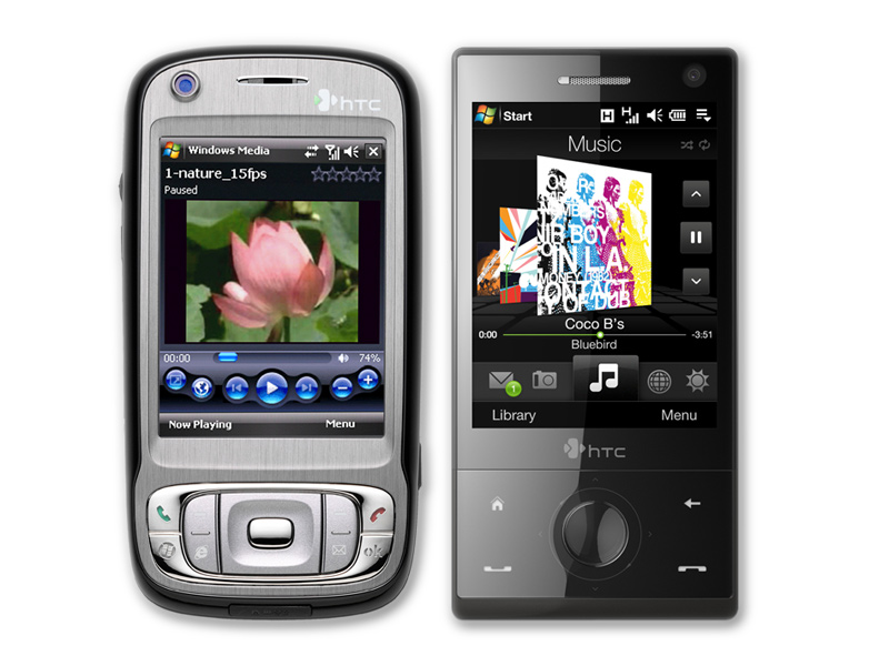 HTC TyTN II, HTC Touch Diamond