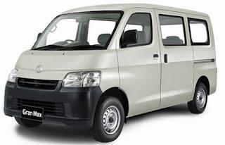 Harga Daihatsu Gran Max MiniBus Oktober 2015 di Medan