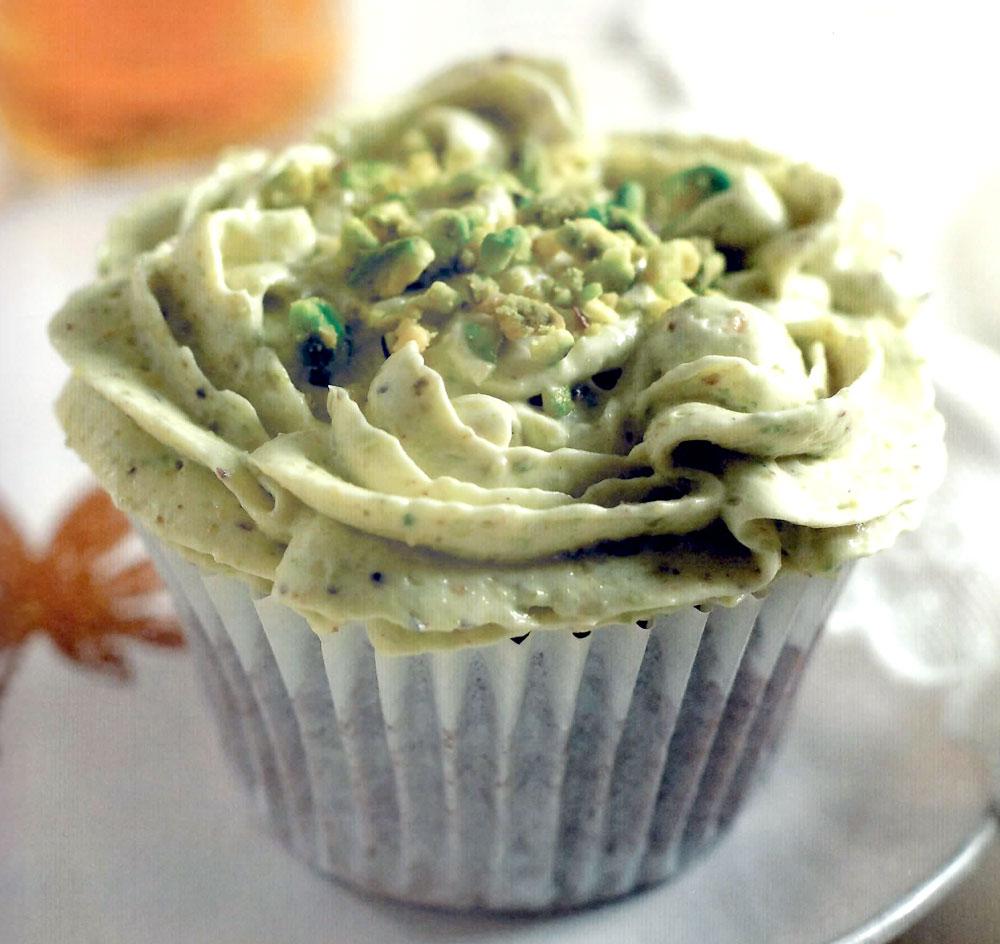 Pistachio Cupcakes Recipes — Dishmaps
