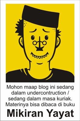 Blog sedang dalam masa kuriak