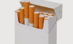 شاهد ماذا يحدث لعلبة السجائر عند وضعها في الثلاجه .. لن تصدق  - cigarettes