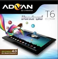 Advan Vandroid T6i