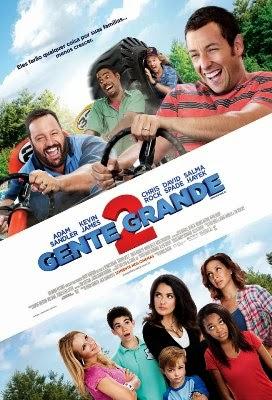 Download Gente Grande 2 BDRip Legendado