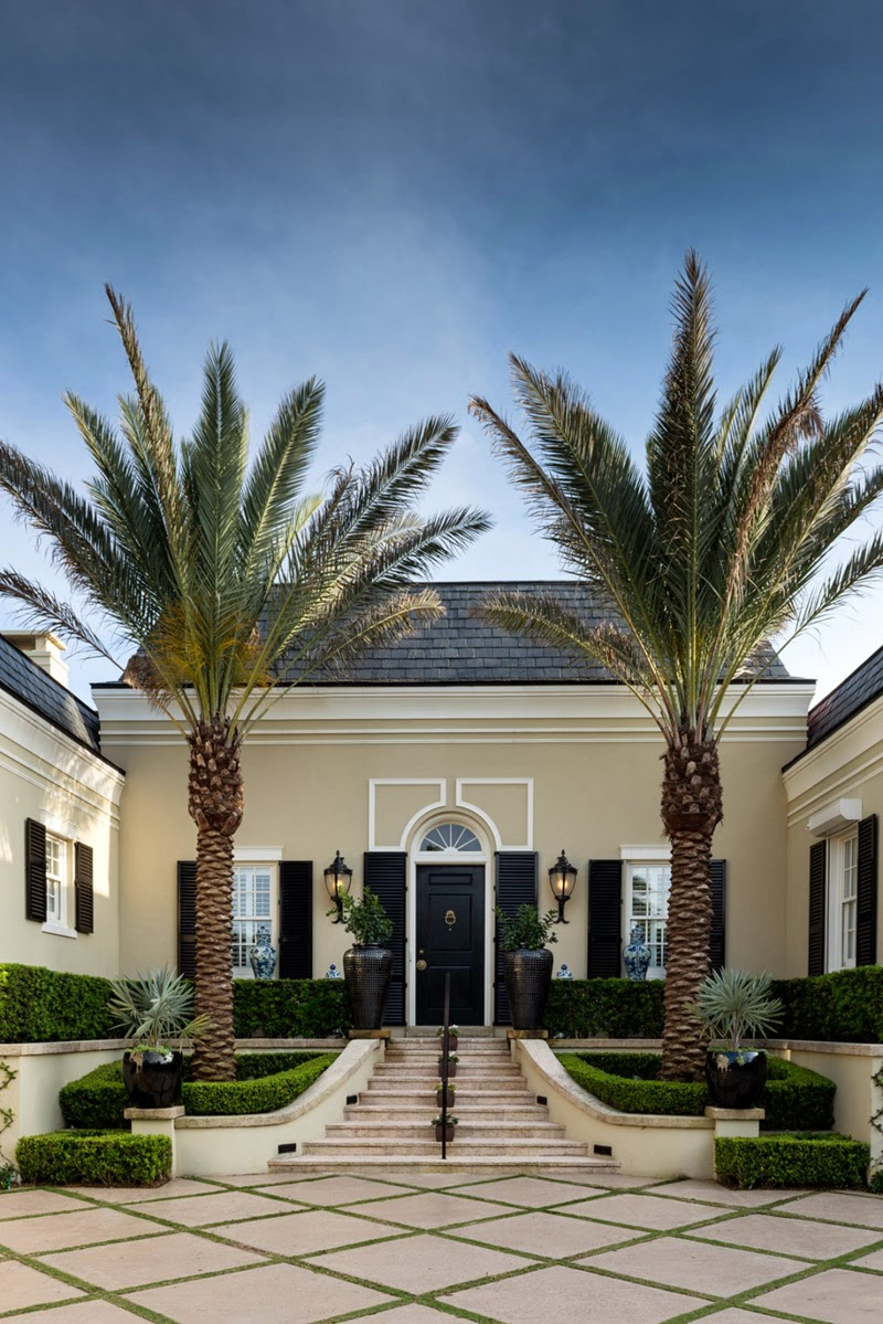The Glam Pad A Palm Beach Regency Style Home