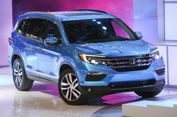 2016 Honda Pilot Release Date Canada Redesign Motor Specs