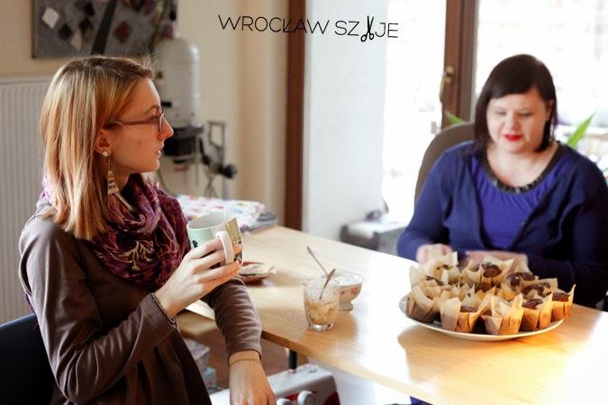5, piąte, Spotkanie szyciowe, Wrocław, Wrocław Szyje,