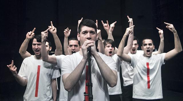 """Predstava """"Crvena: samoubistvo nacije"""" u okviru 16 dana aktivizma"""