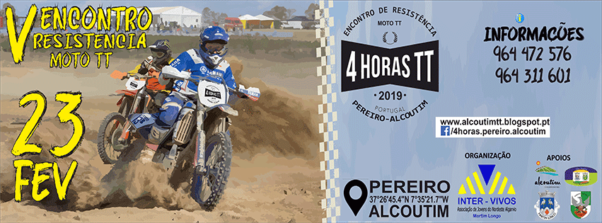 4 Horas TT / Desafio Cross Country