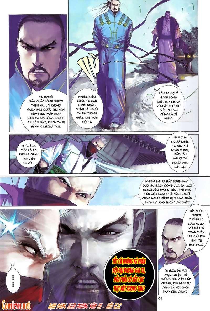 Phong Vân chap 636 Trang 6 - Mangak.info