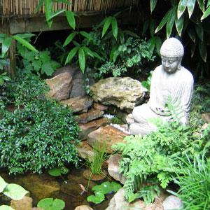 Arte y jardiner a estanques y jardines acu ticos for Jardines pequenos orientales