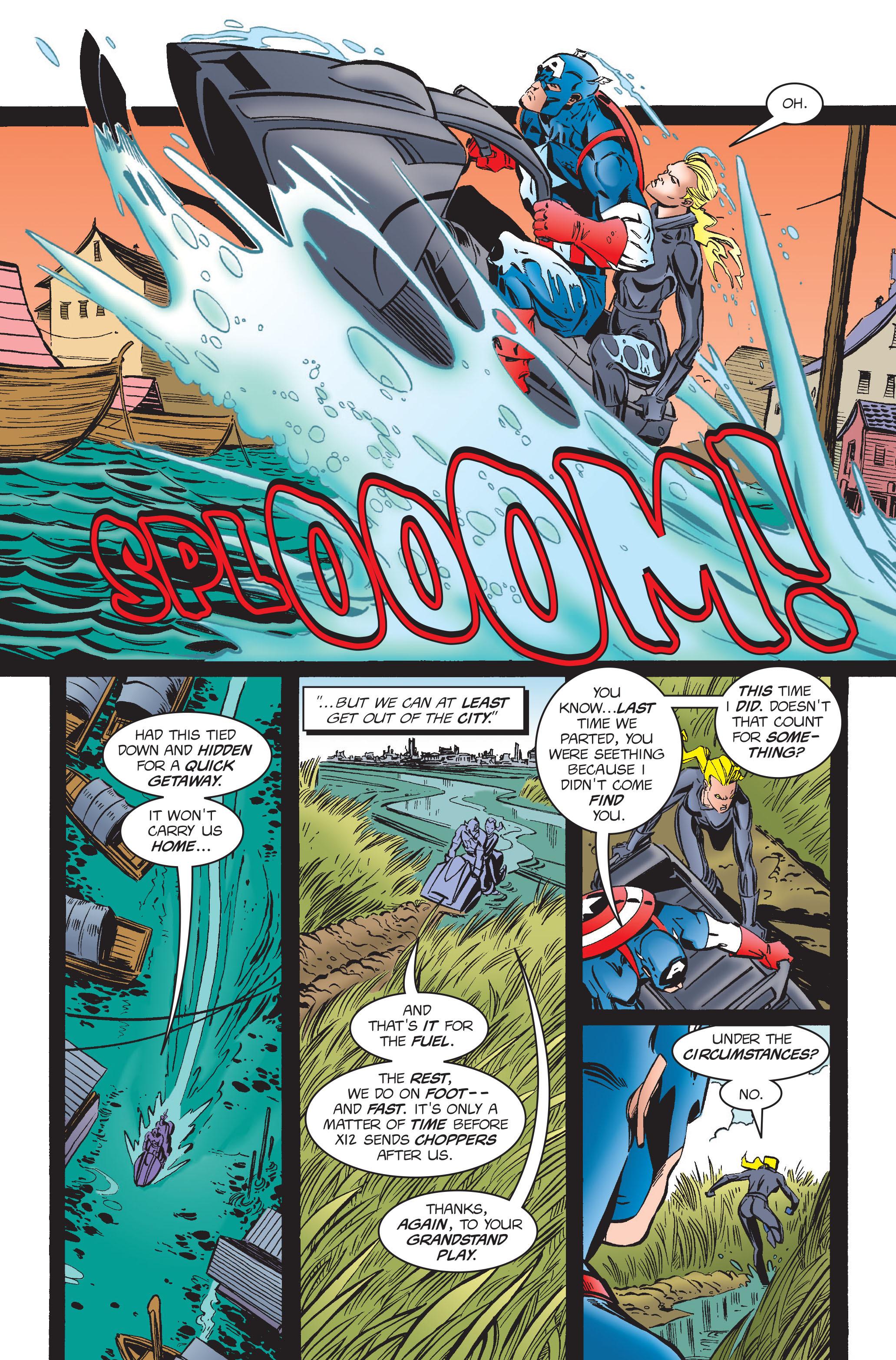 Captain America (1968) Issue #454 #411 - English 8