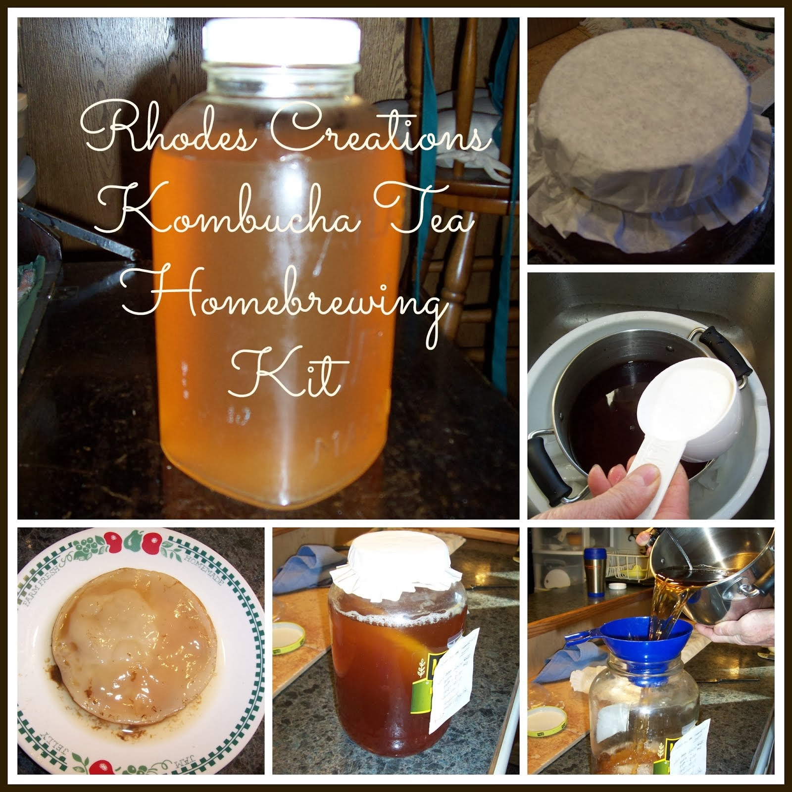 KT Hombrewing Kit