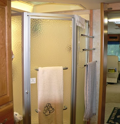 the rv doctor leaky rv shower stall