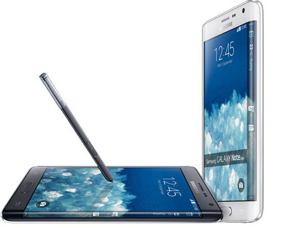 Harga dan Spesifikasi Samsung Galaxy Note Edge terbaru 2015