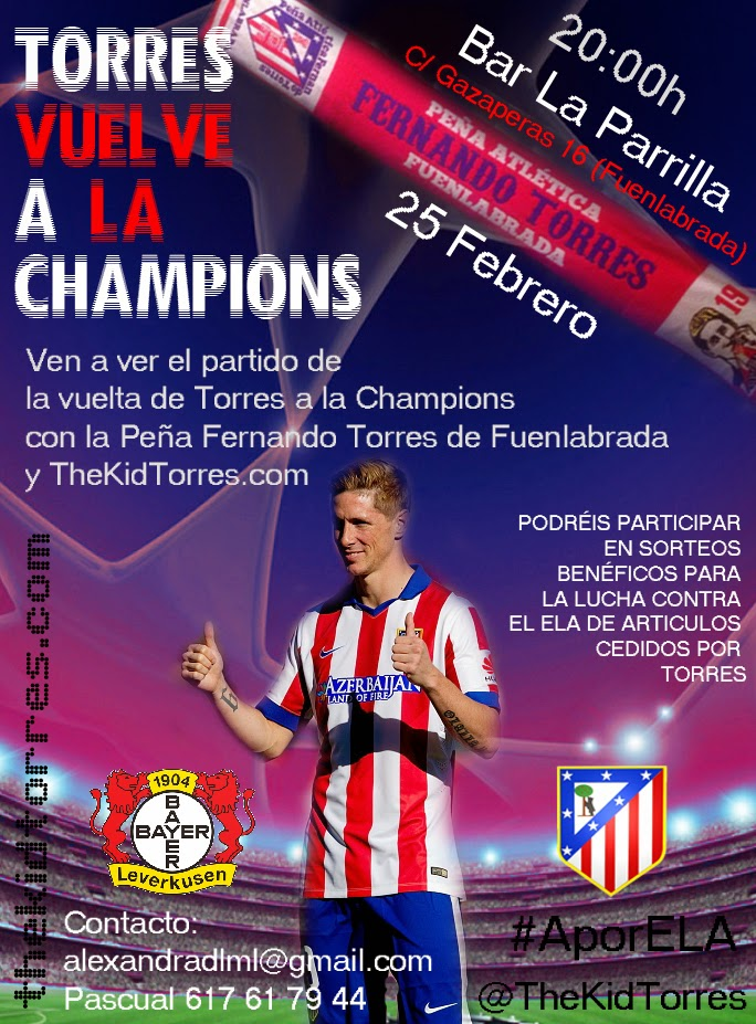 El blog sobre Fernando Torres, The Kid of Atletico de Madrid ...