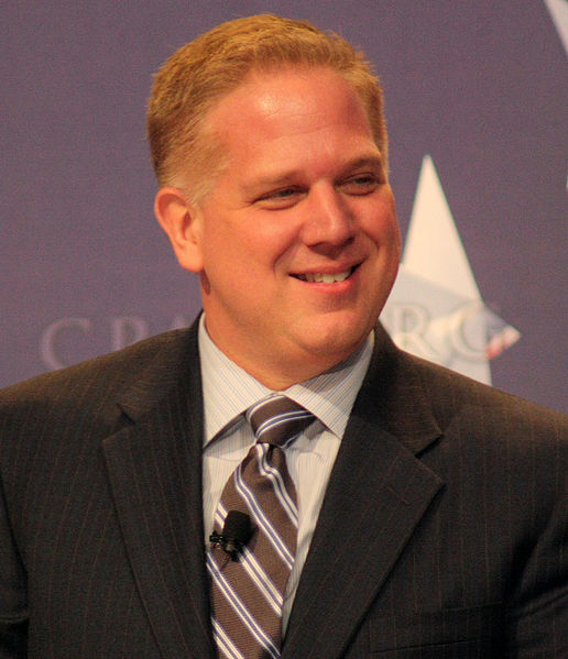 glenn beck fired. girlfriend hair glenn beck