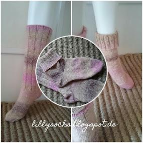 Warmes und schickes  für die Füße