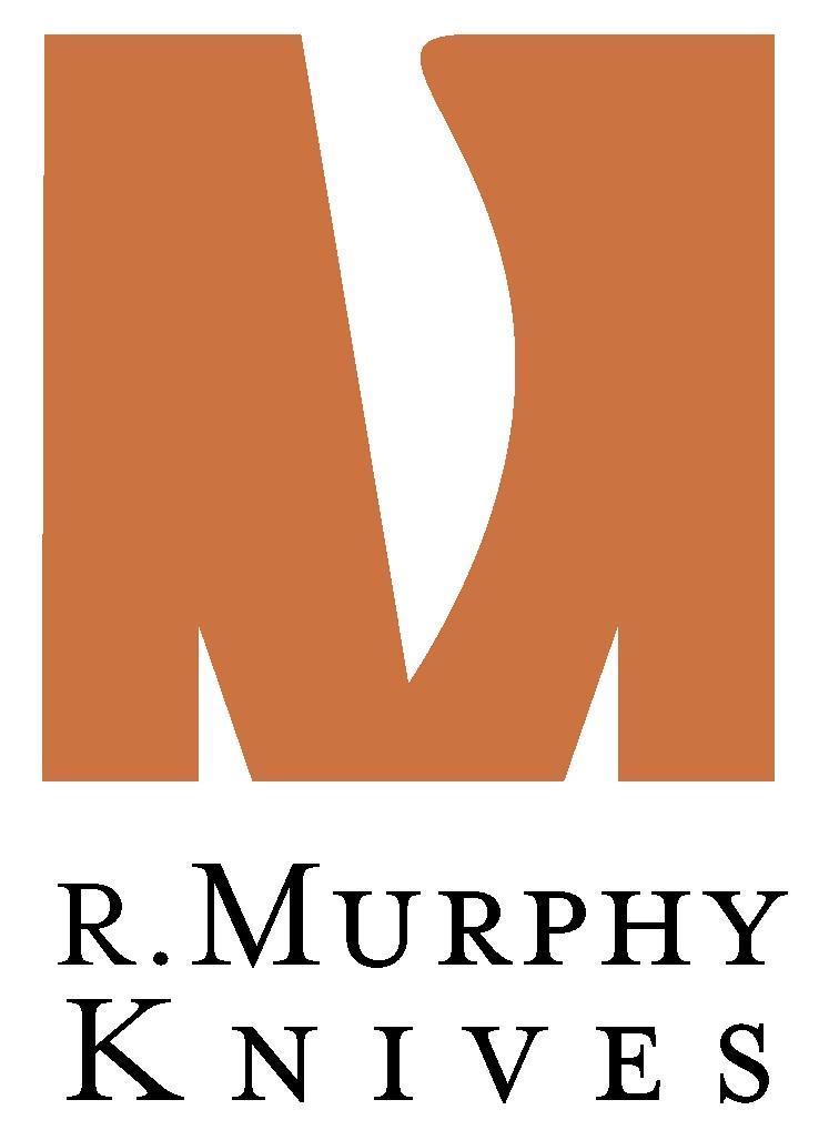 r murphy knife company new logo for r murphy knives
