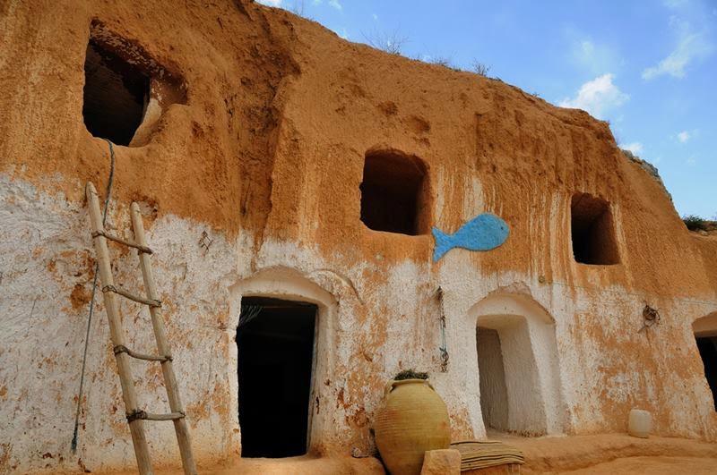 Troglodyte Dwellings