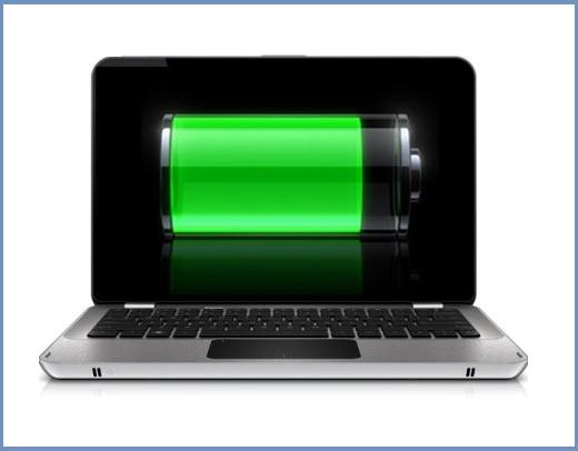 making your laptop battery last longer