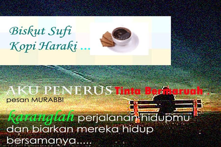 Biskut sufi kopi haraki